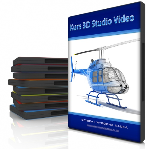 Kurs 3DS MAX