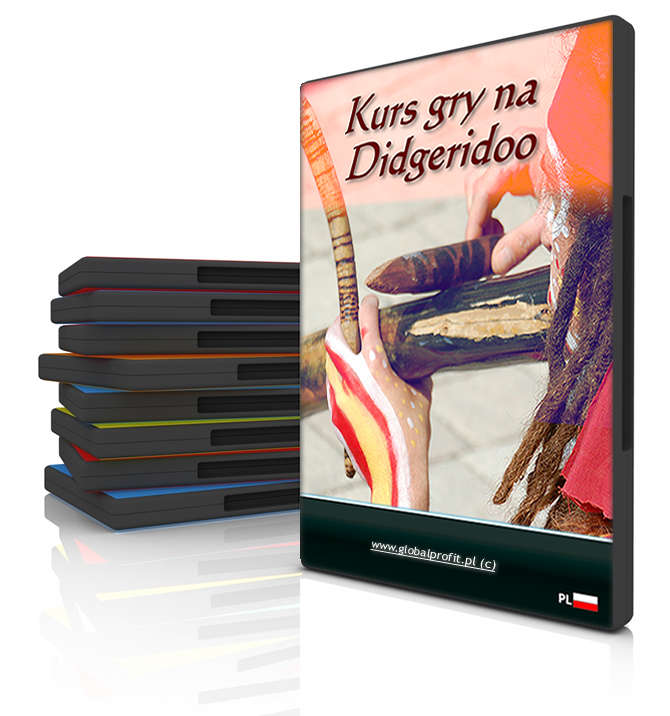 Kurs gry na didgeridoo