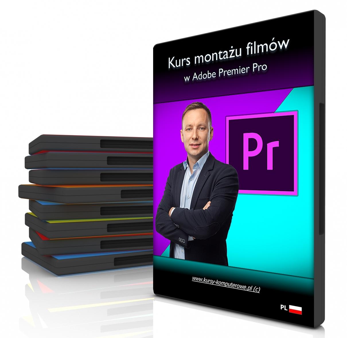Kurs Montażu Filmów w Adobe Premiere Pro